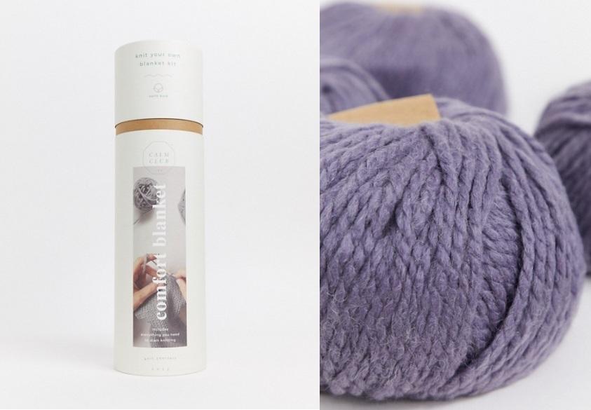 kit-tricoter-couverture-calm-club