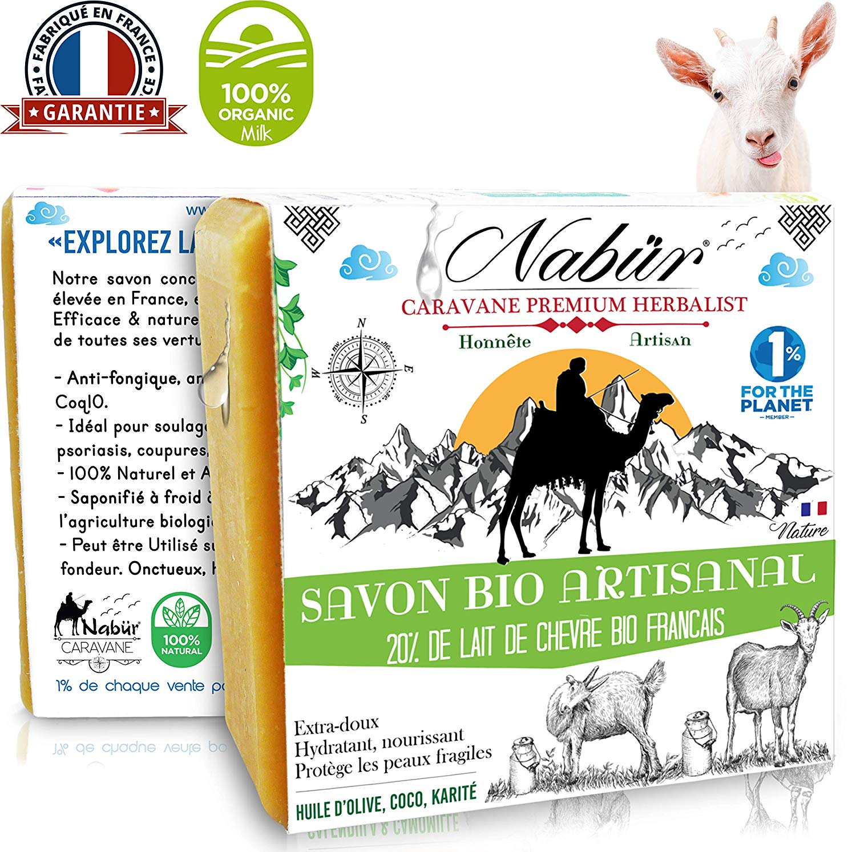 savon-lait-chevre-nabur