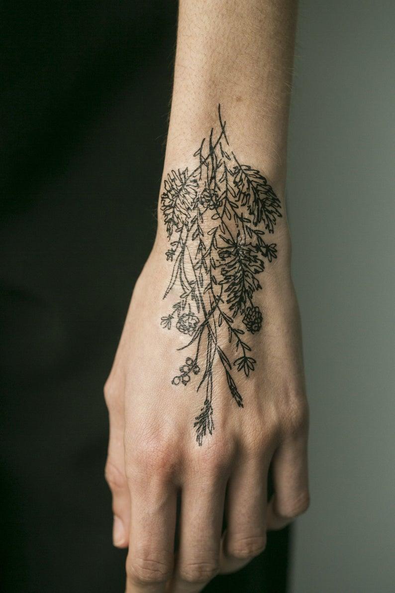 tatouage-ephemere-main