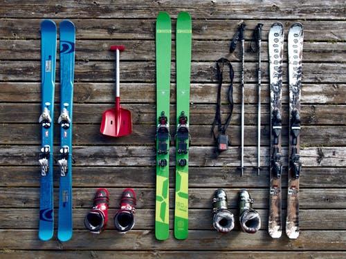 materiel-ski