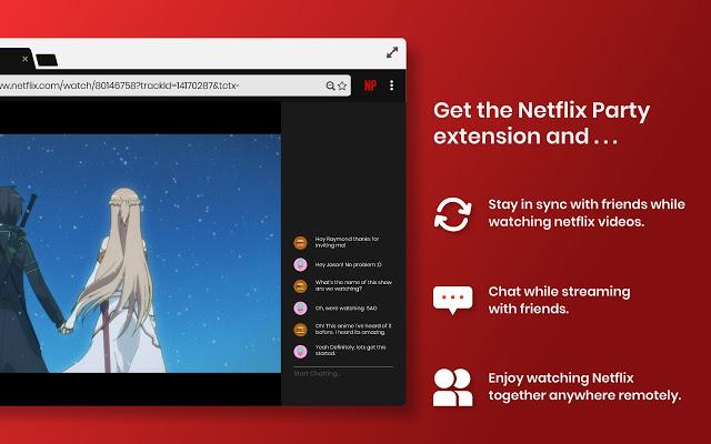 netflix-party-extension
