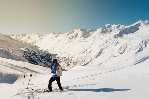 ski-femme-neige