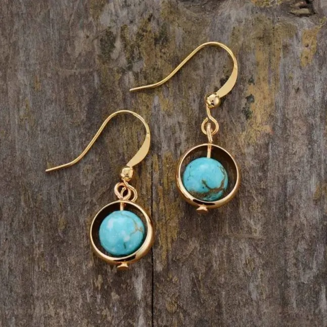 boucle-oreilles-turquoise