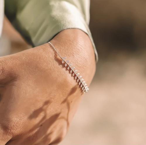 bracelet-argent-rhodie-epi-de-ble