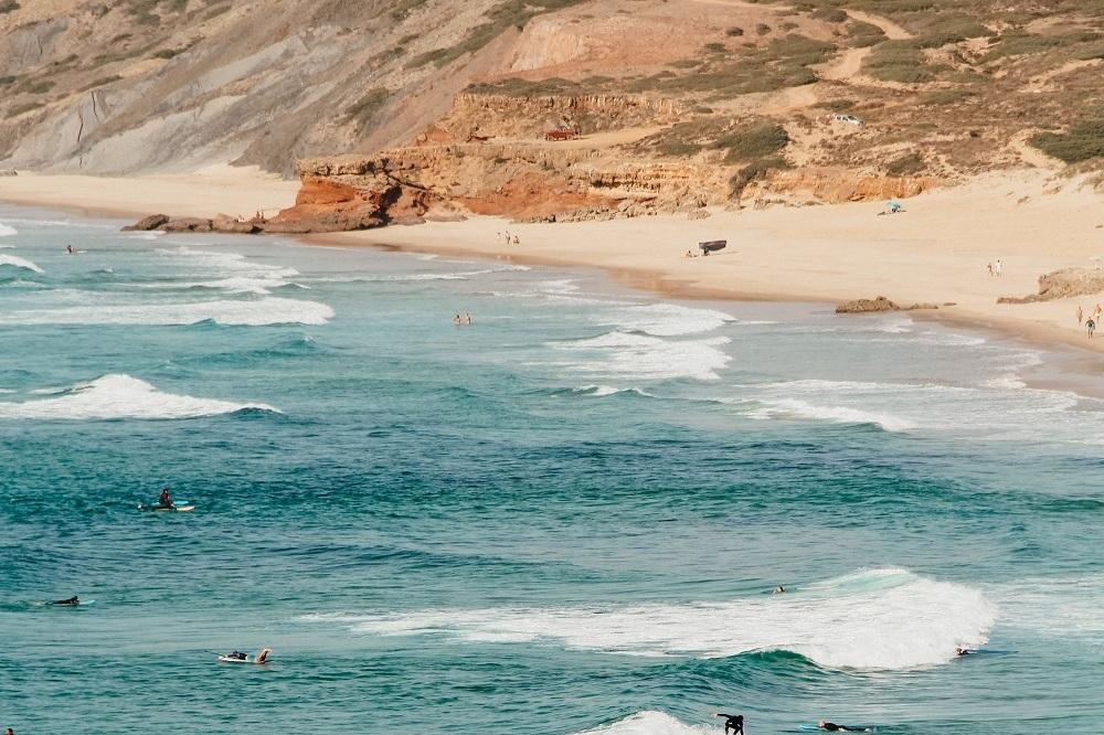praia bordeira