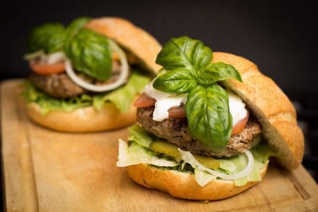 hamburger-planche