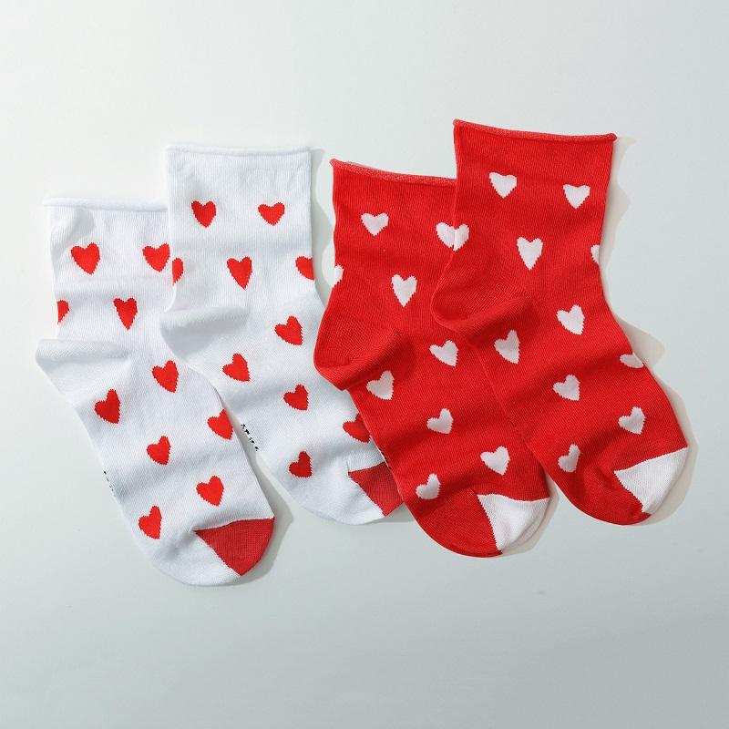 chaussettes-coeur