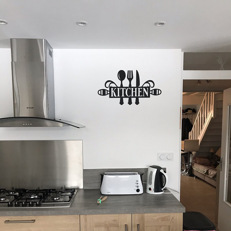 kitchen-plaque-metallique