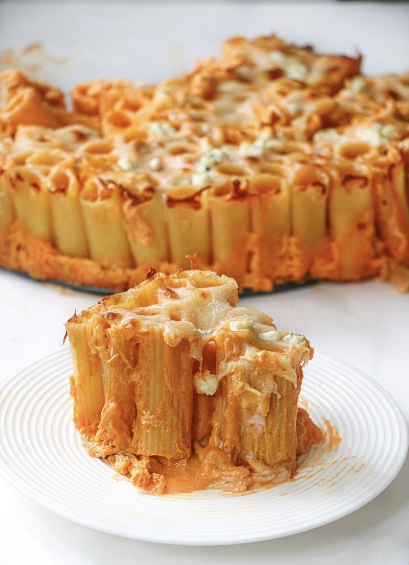 recette-gratin-pates-nid-abeilles