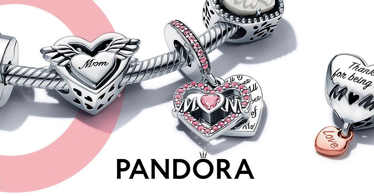 Fête des mères : 10 sublimes idées cadeaux Pandora à partir de 25 ...