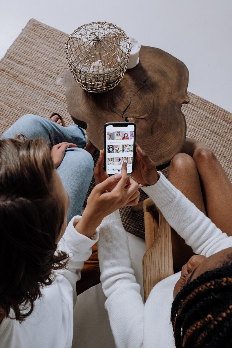 smartphone-femmes