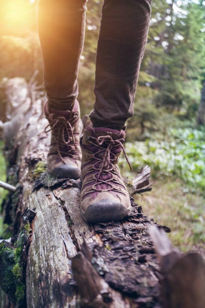 chaussure-de-randonnee