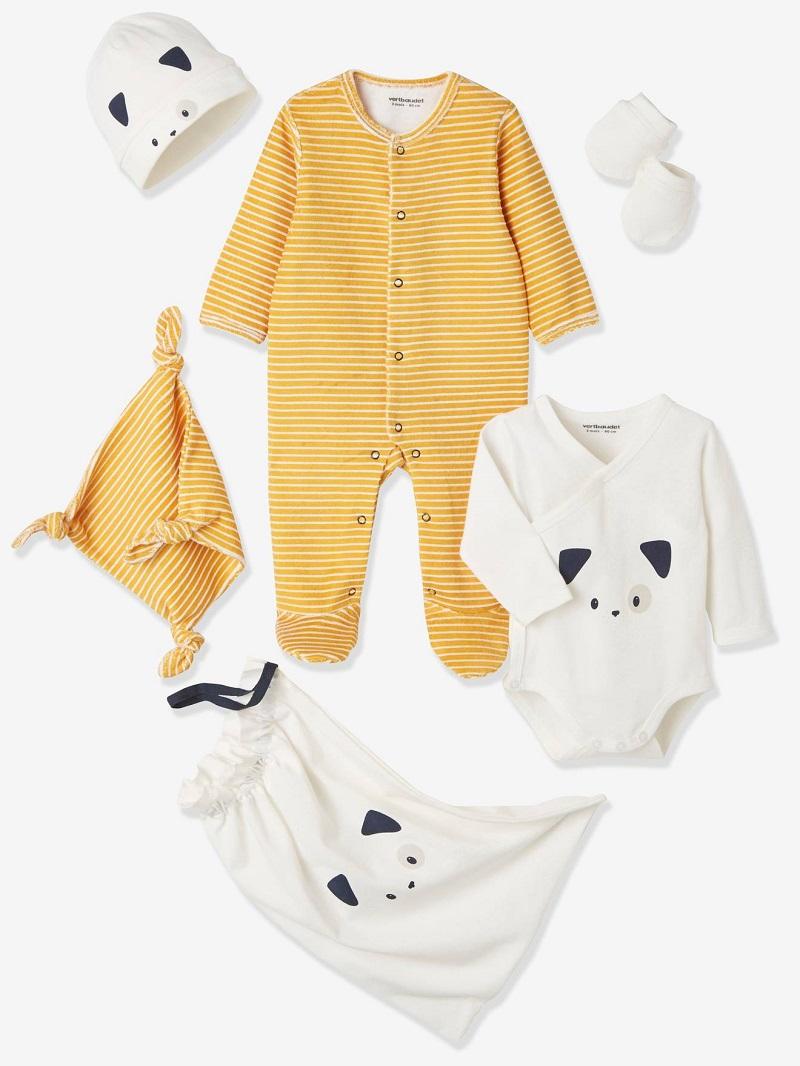 kit-naissance-5-pieces-et-sac-raye-chat-oeko-tex