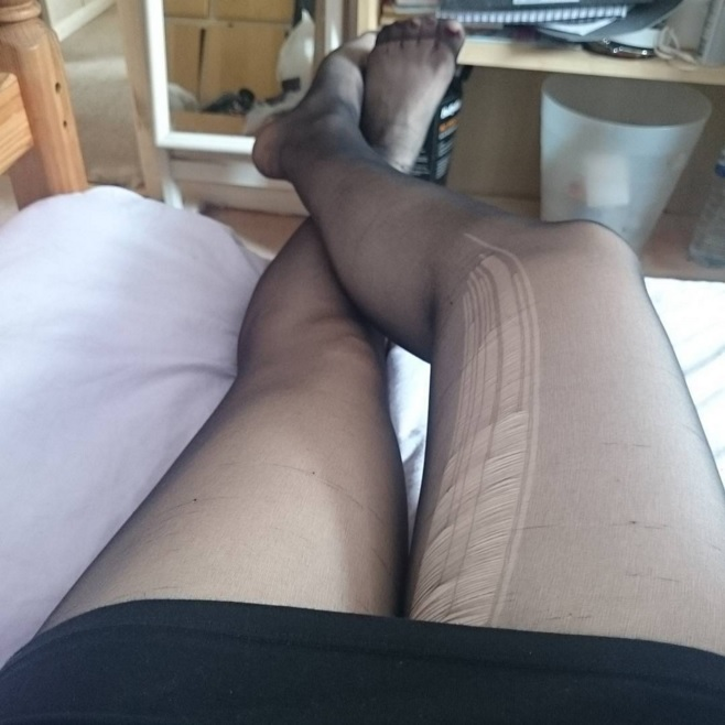 Porter des collants plus souvent