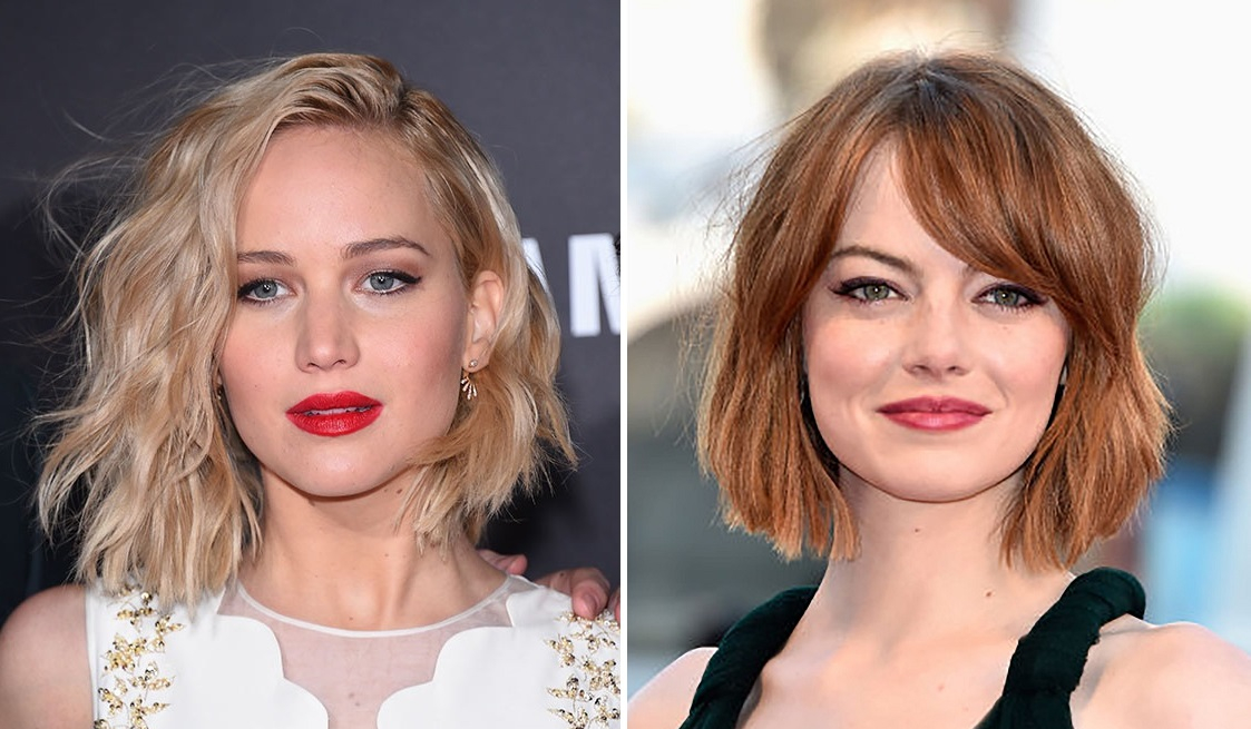 Les 10 meilleures coupes de cheveux pour un visage rond | So Busy Girls