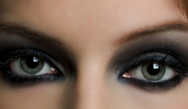 tuto maquillage comment r aliser un smoky eyes de jour so busy girls. Black Bedroom Furniture Sets. Home Design Ideas