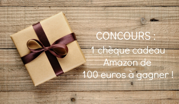 concours 1 ch que cadeau amazon de 100 gagner so busy girls. Black Bedroom Furniture Sets. Home Design Ideas