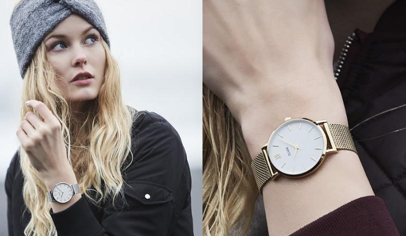 10 montres cluse tendances shopper de toute urgence so busy girls. Black Bedroom Furniture Sets. Home Design Ideas