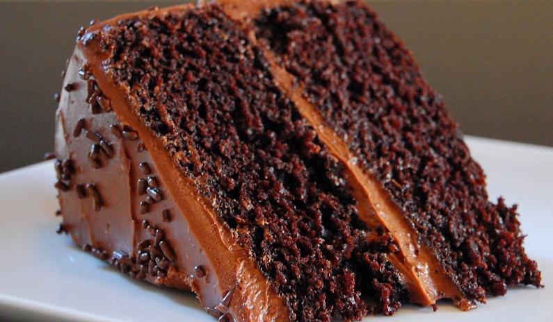 Manger Du Gâteau Au Chocolat Au Petit Déjeuner Est Bon Pour Votre