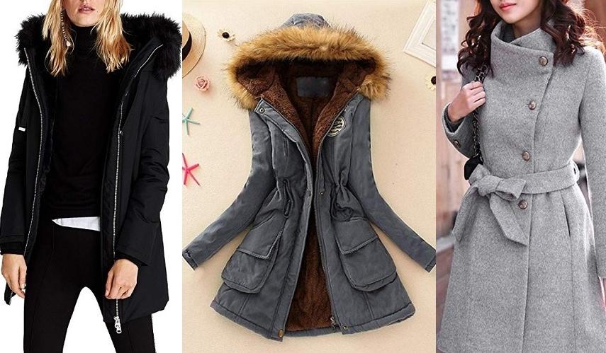 20 manteaux soldés à partir de 5€ et à moins de 40€   So