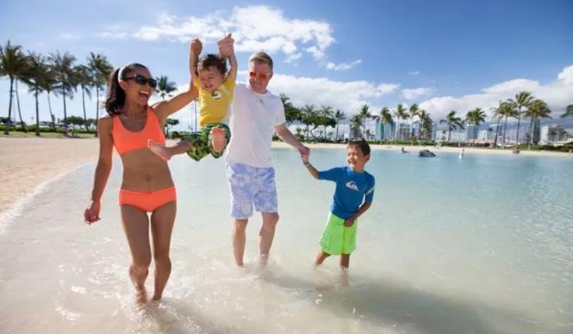 destination vacances famille