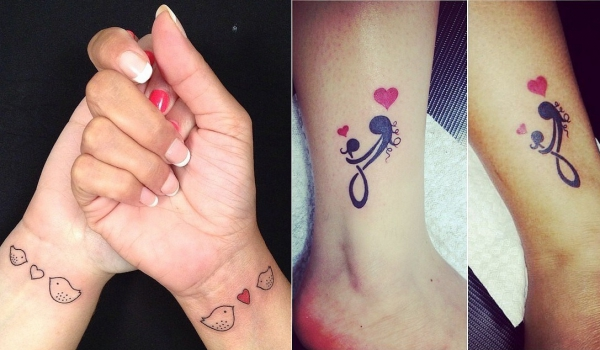 22 tatouages mère-fille | so busy girls