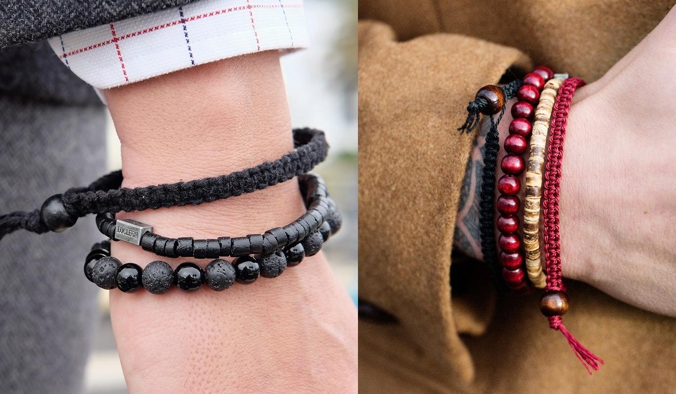 pour la saint valentin offrez lui un bracelet tendance so busy girls. Black Bedroom Furniture Sets. Home Design Ideas