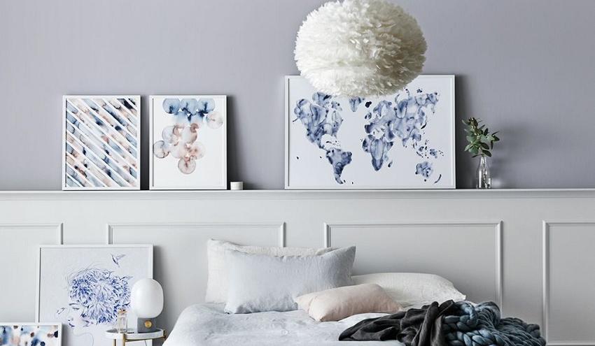 5 façons originales d'exposer ses photos aux murs | so busy girls