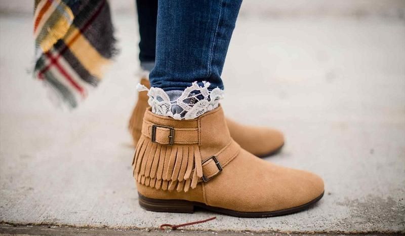 bottes pour femme petite