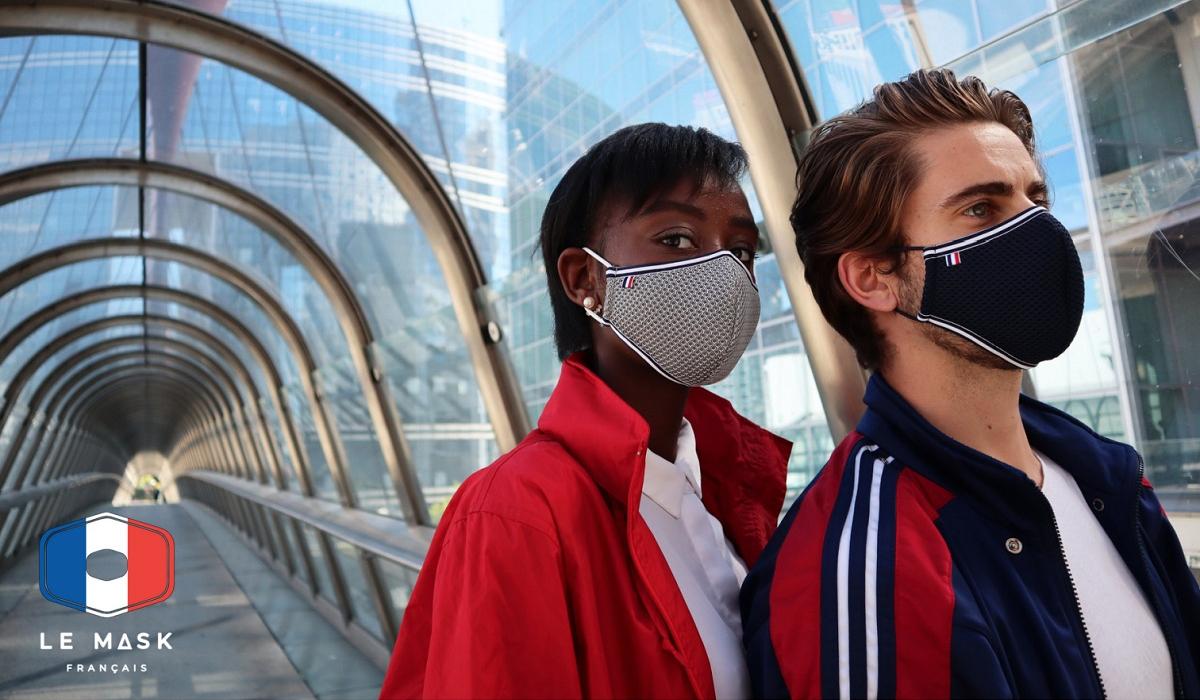 masque anti pollution particules fines