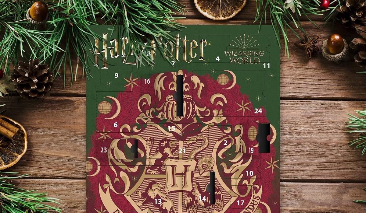 Calendrier Avent Geek.Le Calendrier De L Avent Harry Potter 2019 Est Arrive Et On