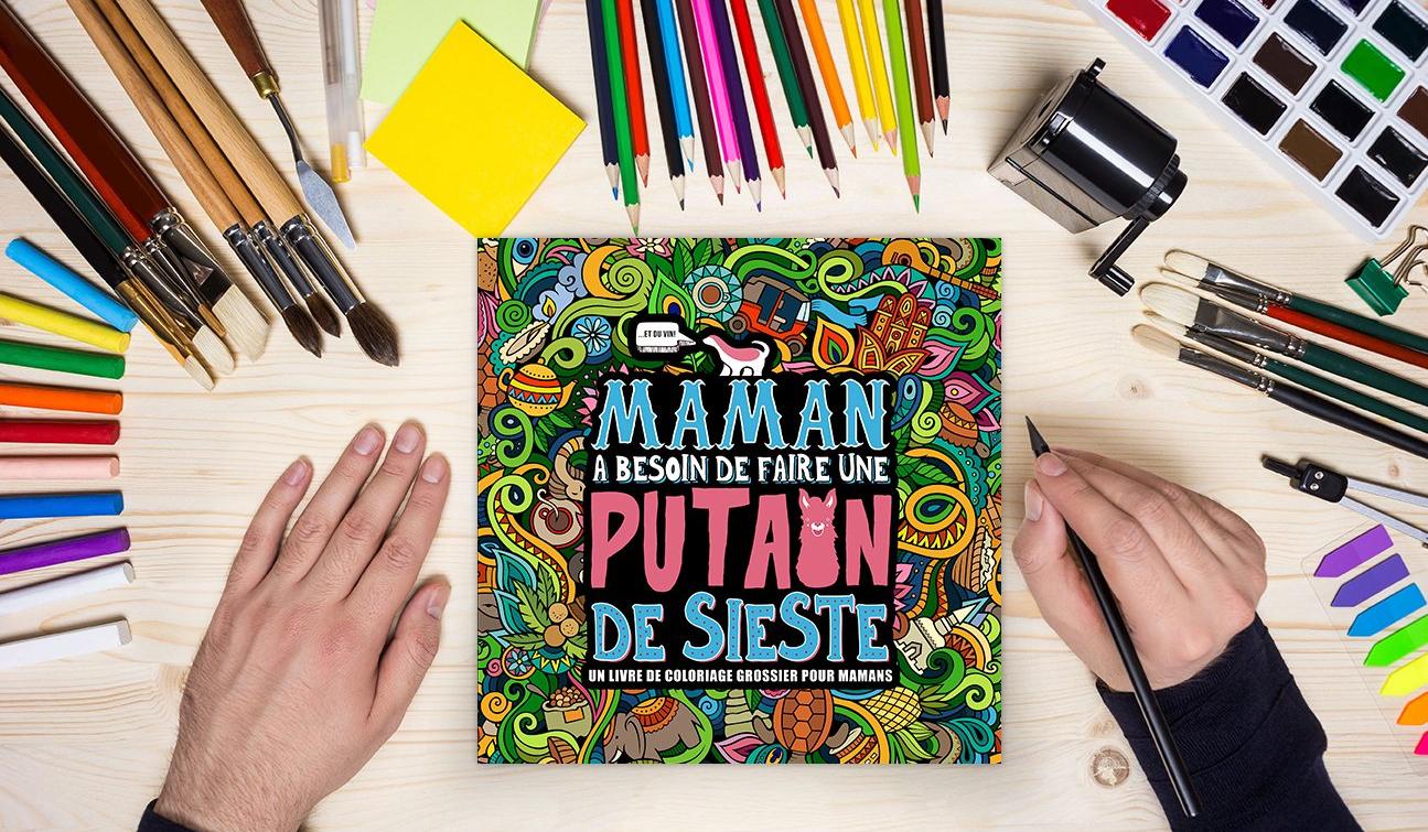 Maman A Besoin D Une Putain De Sieste Le Cahier De