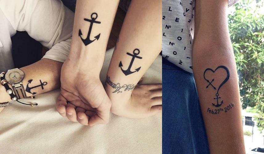 22 Tatouages Ancres Qui Vous Rappelleront De Rester Bien Amarre So Busy Girls