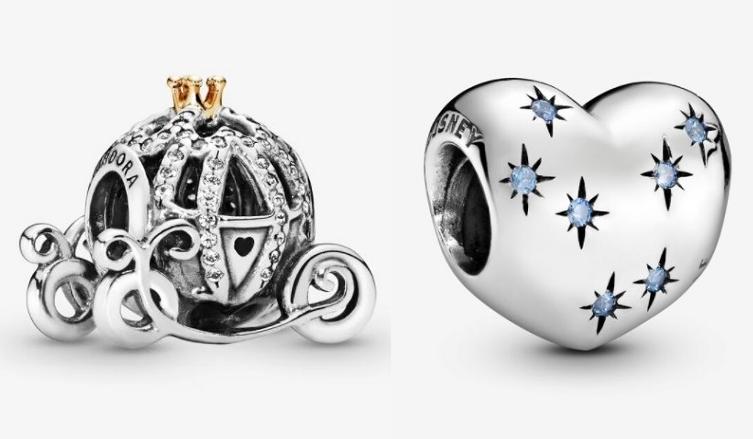 Pandora vient de dévoiler une collection Cendrillon, et elle est ...