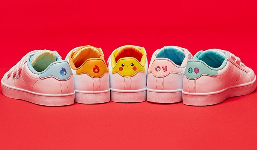 Fila Collection Fans Sa Baskets Les Pokémon Et De Sneakers Sort 1cKTJlF