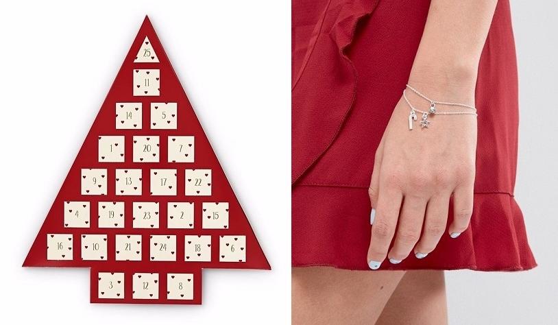 ASOS propose un Calendrier de l'Avent bijoux à moins de 36€ ! | So