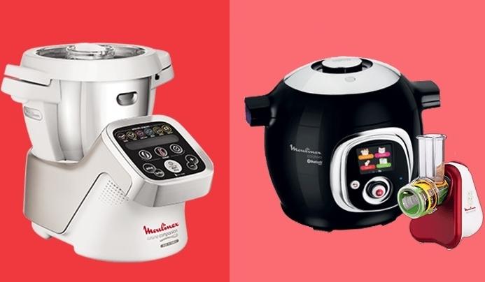 1 robot moulinex 1 cookeo connect gagner so busy girls. Black Bedroom Furniture Sets. Home Design Ideas